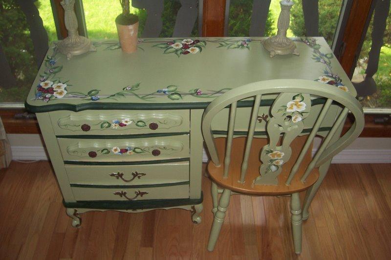 Декор старой мебели своими руками фото