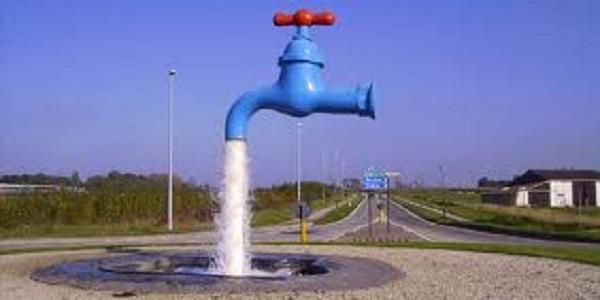 кран водопроводный