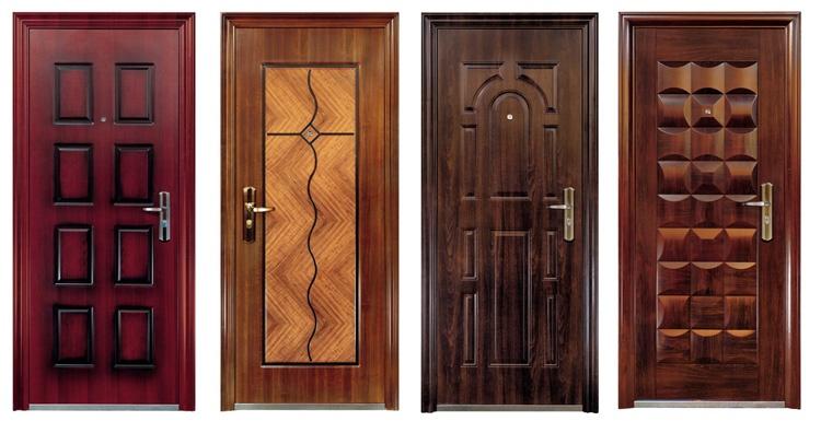 выбрать железные двери