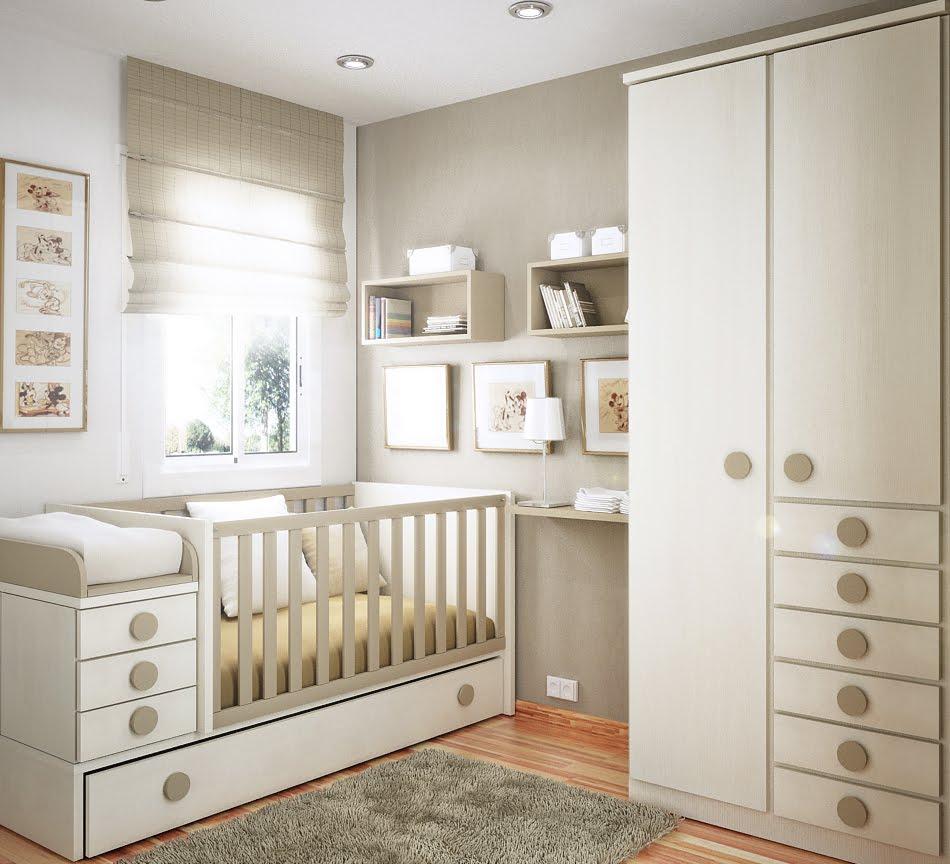 Детские комнаты для новорожденных дизайн