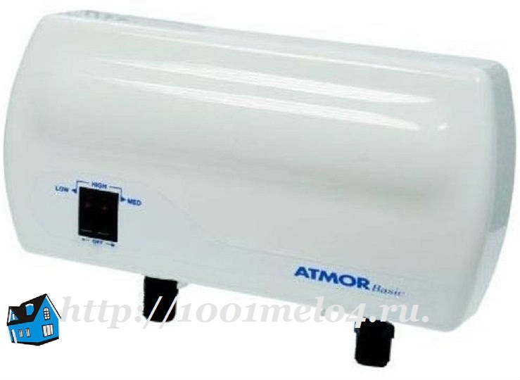 водонагреватель Atmor Platinum инструкция - фото 8