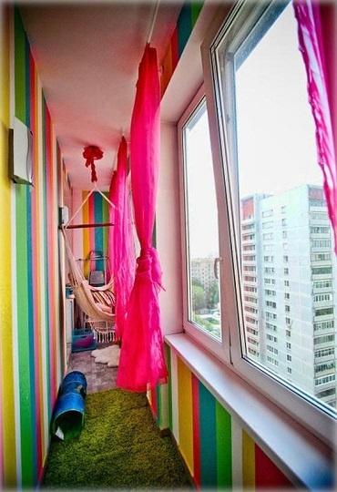 Детская-комната-на-лоджии