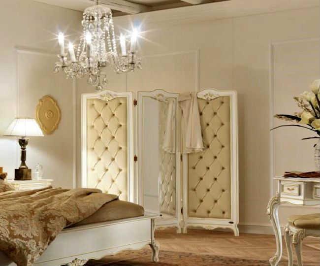 ширма для спальной комнаты