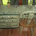 старая мебель для детской комнаты