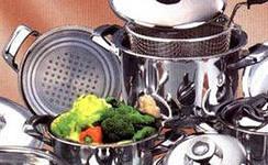 чистка никелированной посуды