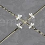 одинаковые швы с прмощюю крестиков