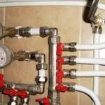 водопровод из металлопластиковых труб
