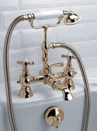 смеситель с креплением на борте ванны
