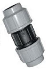 фитинг для полиэтиленовых труб - муфта