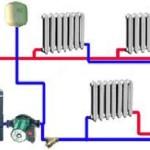 двухтрубная система отопления 1