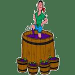 получение сока из мезги 1