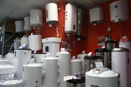 Бытовые водонагреватели для квартиры.