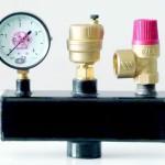 Группа безопасности котла системы отопления
