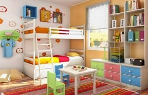 оформление для детской комнаты