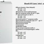 Bosch ST 2 E