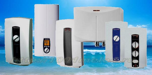 Электрические проточные водонагреватели Stiebel Eltron