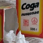 сода для удаления запахов из холодильника