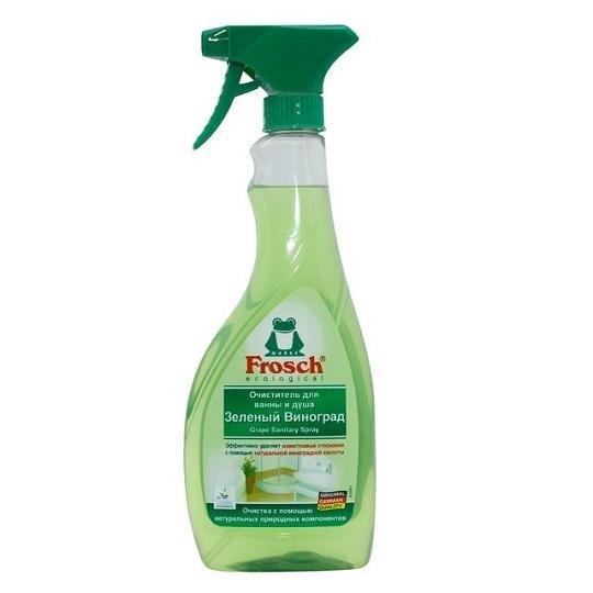 Очиститель для ванны -Frosch