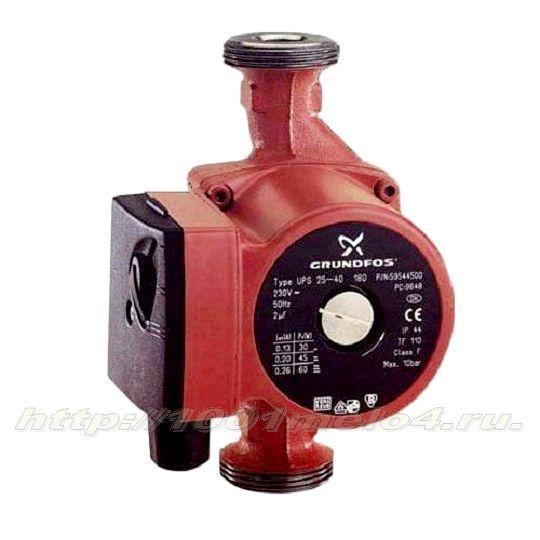 циркуляционный насос для системы отопления