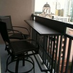 городской балкон