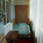 балкон-спальня