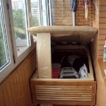 мебель для спальни на балконе 1