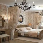 шторы для зонирования спальной