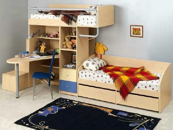 мебель для маленькой детской